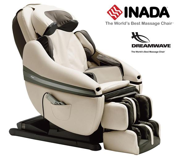 Inada Dreamwave masszázsfotel