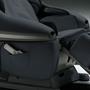 Szürke Inada fotel