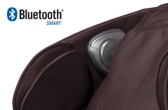 bluetooth a masszázs székben